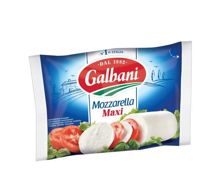 Mozzarella Maxi 250g