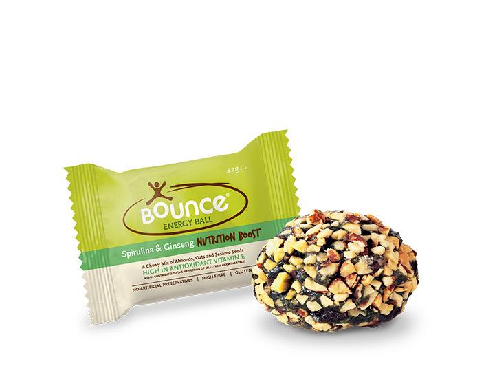 Spirulina & Ginseng Nutrition Boost 42g