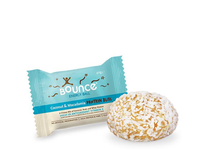 Coconut & Macadamia Protein Bliss 42g