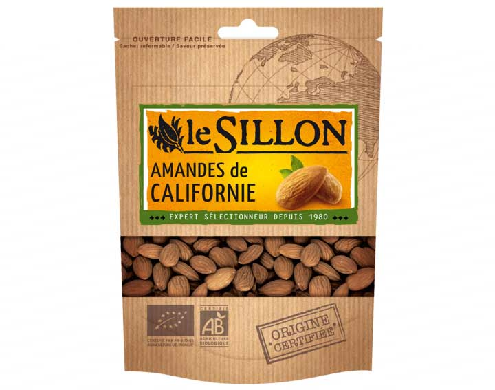 Amandes de Californie