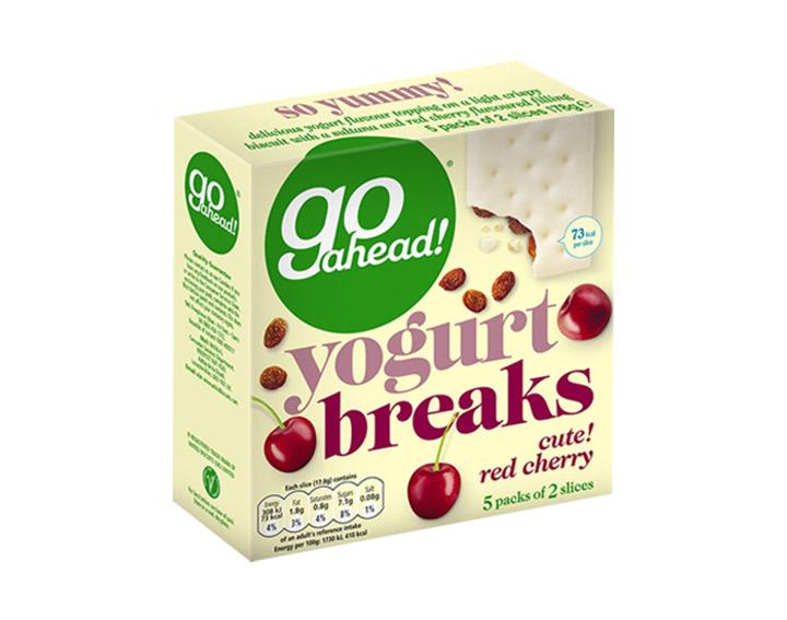 Red Cherry - 5 packs of 2 slices 178g