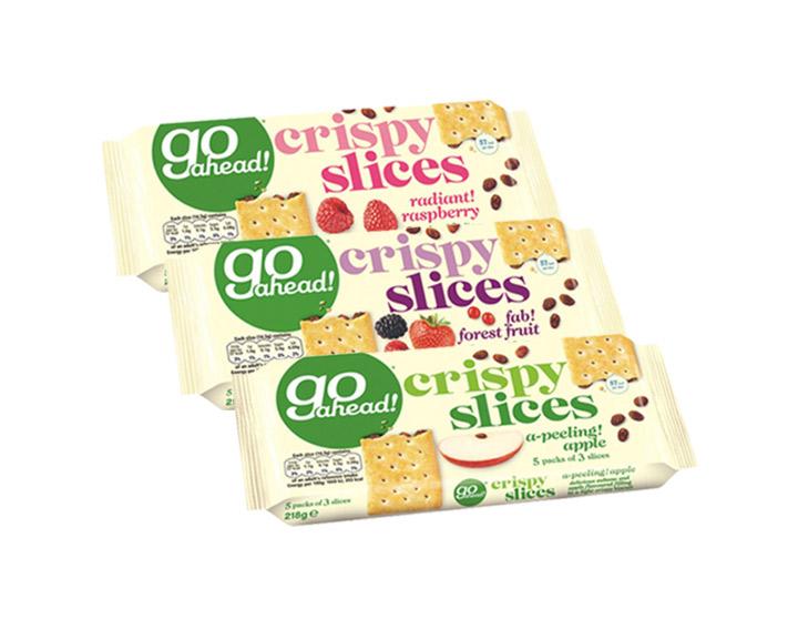 5 packs of 3 slices 218g