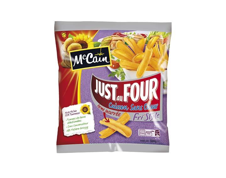 McCain Just Au Four La Fri'Style