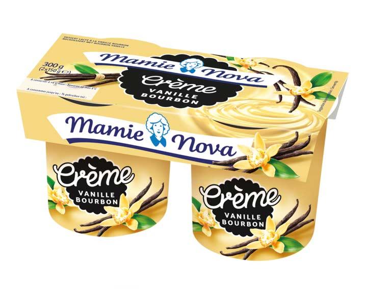 Crème Vanille Bourbon