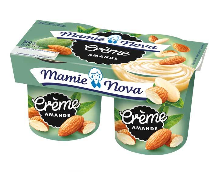 Crème Amande