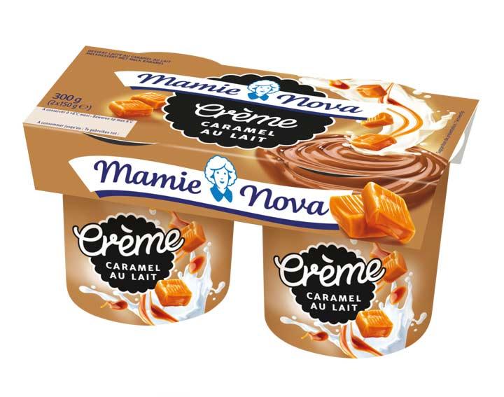 Crème Caramel au lait