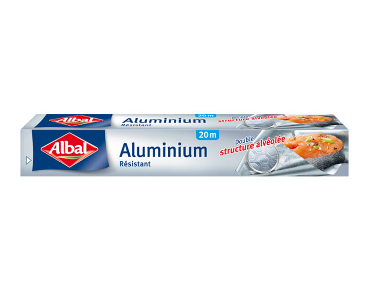 Aluminium 20m Albal