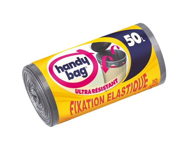Sacs Fixation Elastique 50L Handy Bag