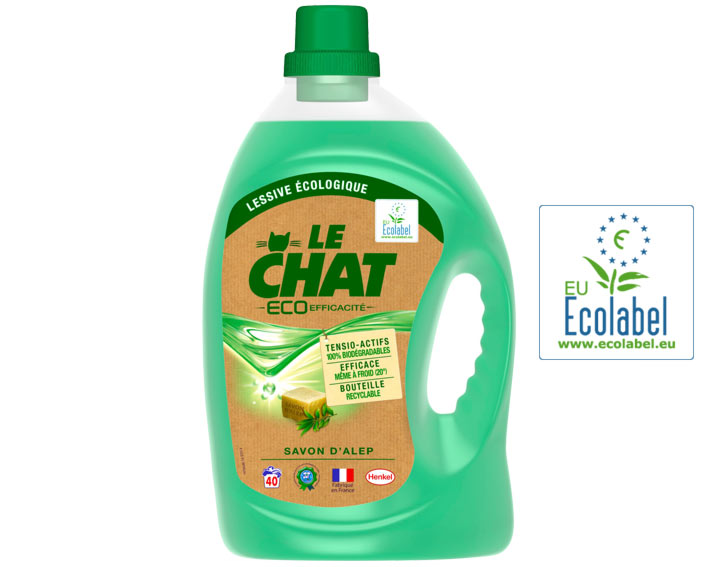 Lessive Eco-Efficacité Le Chat 3L