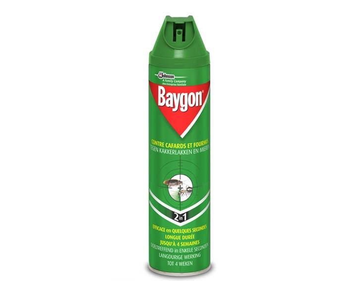 Baygon® contre cafards et fourmis 400ml