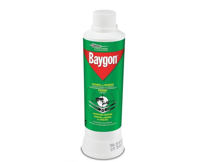 Baygon® poudre contre cafards et fourmis