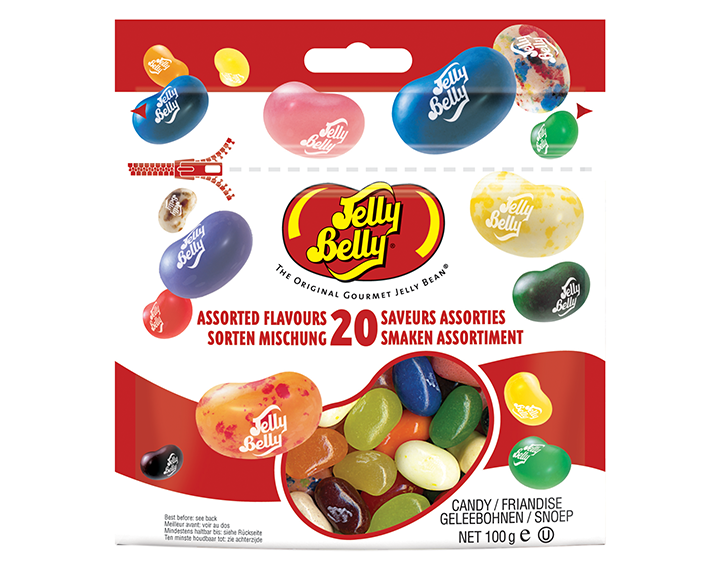 Jelly Belly - Saveurs Assorties