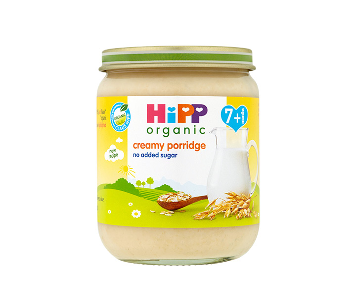 creamy porridge 160g
