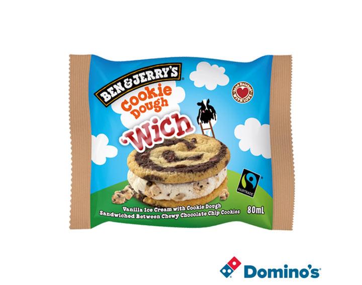 Ben & Jerry's Cookie Dough 'Wich 80ml