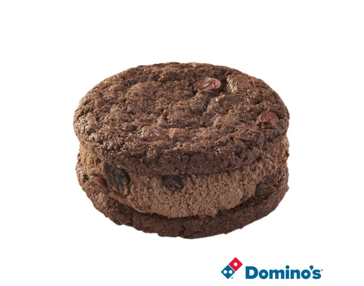 Ben & Jerry's Chocolate Fudge Brownie 'Wich 80ml