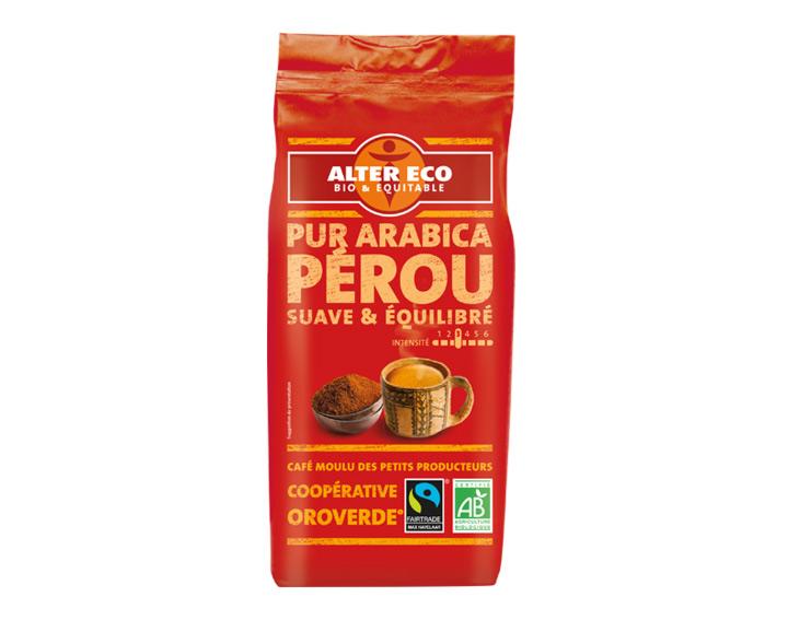 Pur Arabica Pérou Suave & Equilibré
