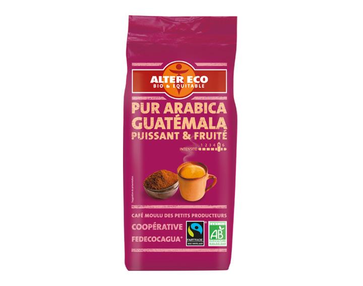 Pur Arabica Guatémala Puissant & Fruité