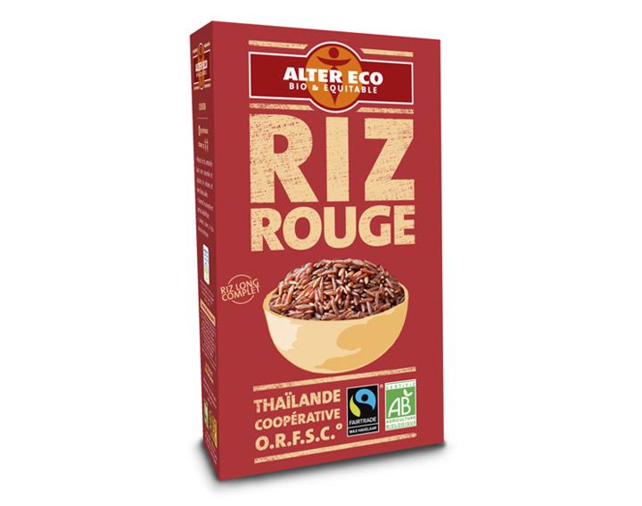 Riz Rouge