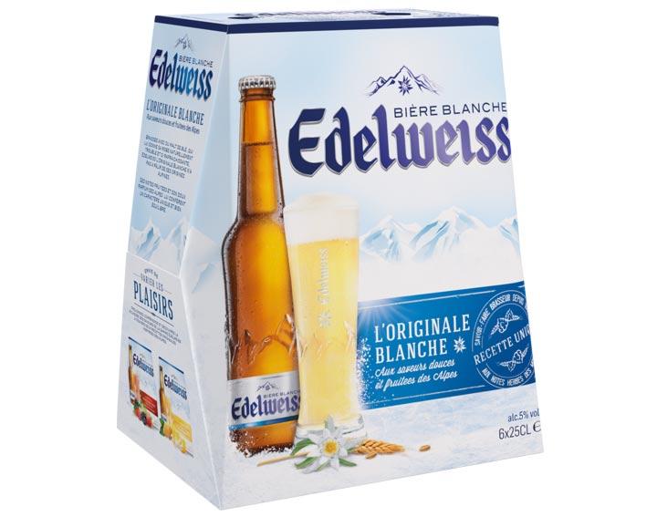 Edelweiss Blanche