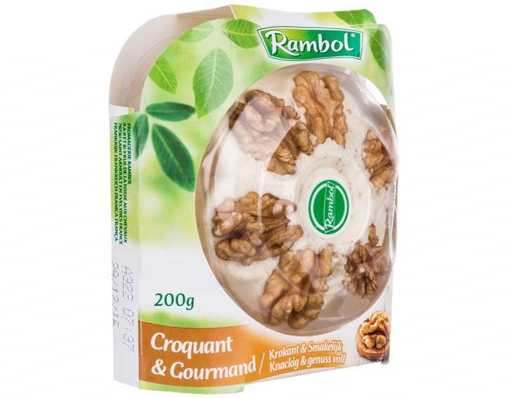 Rambol décoré noix 200g
