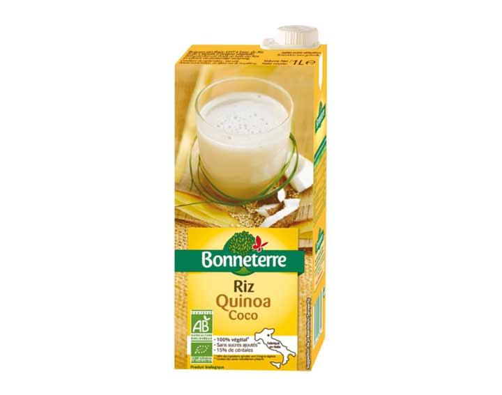 Riz Quinoa Coco