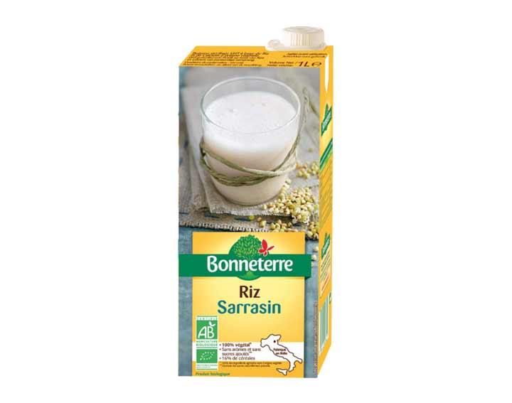 Riz Sarrasin