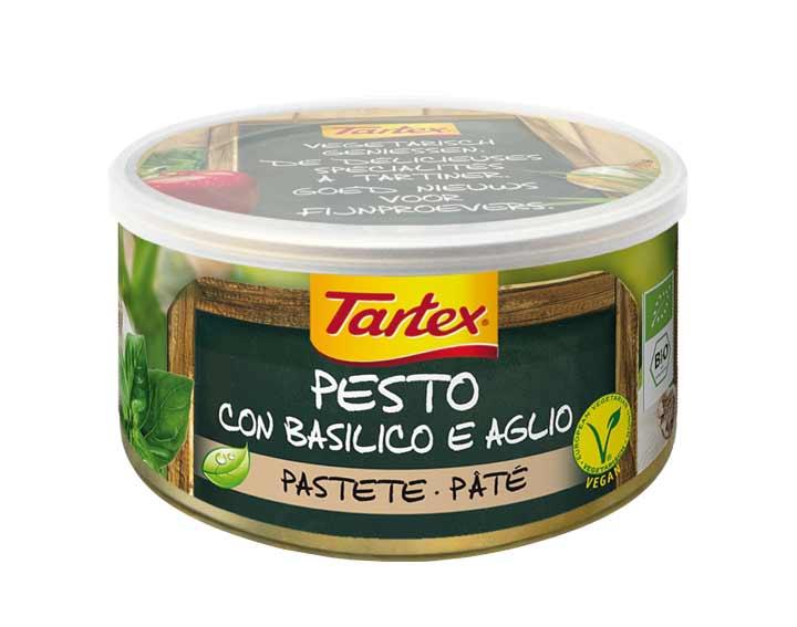 Terrine Végétale Pesto
