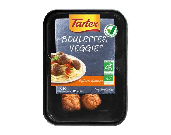 Boulettes Veggie aux épices