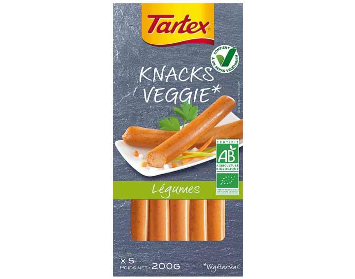 Knacks Veggie Légumes