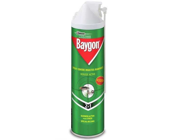 Baygon® mousse anti-rampants