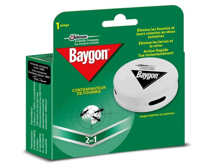 Baygon® contaminateur de fourmis