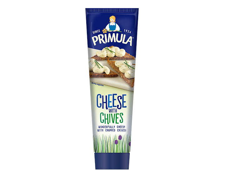 Cheese with Chives 150g