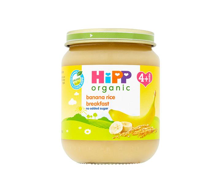 banana rice breakfast jar 125g