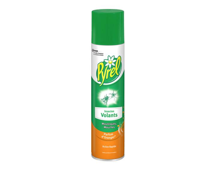 Pyrel® Aérosol Spécial Volants Parfum d'Oranger