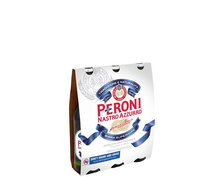 Pack Peroni 3x33cl
