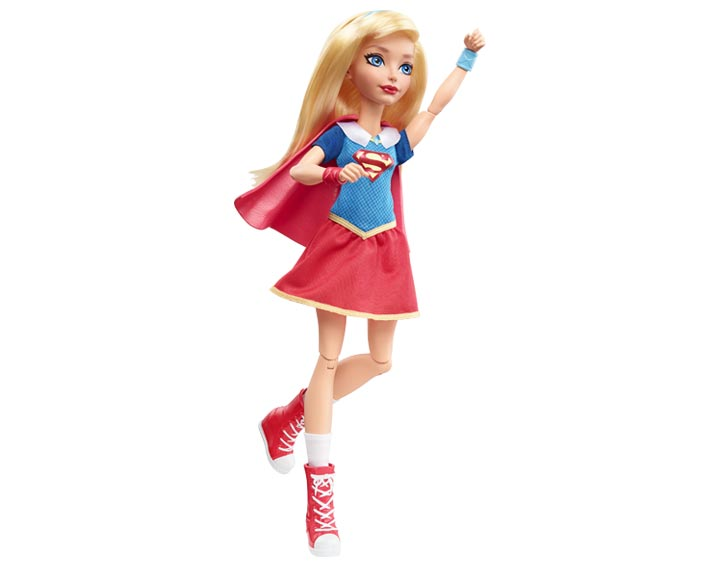 Poupée Dc Girls SuperGirl DLT63