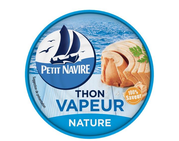 Thon Vapeur Nature