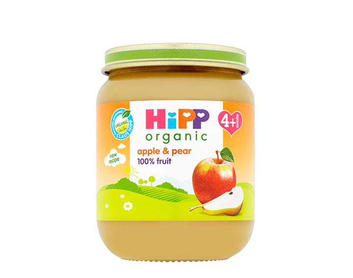 apple & pear jar 125g