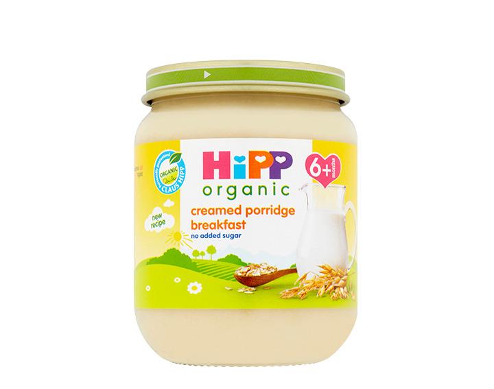 creamed porridge breakfast jar 125g