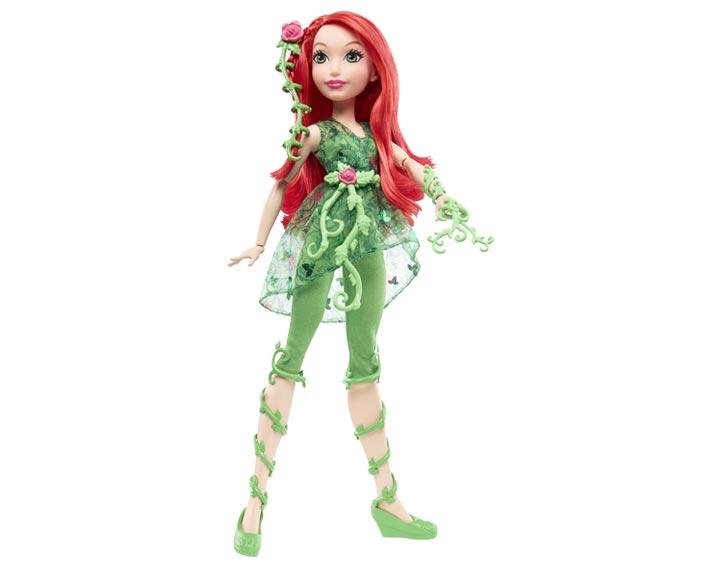 Poupée DC Girls Poison Ivy  DLT67