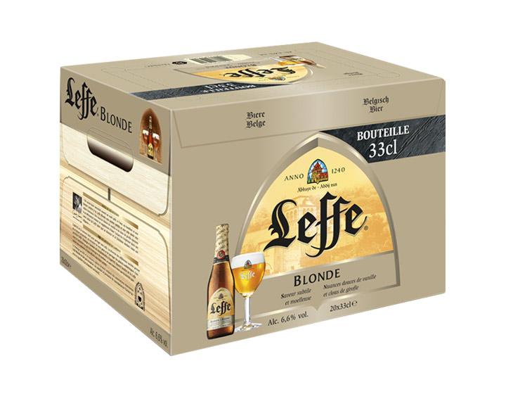 Leffe Blonde 20x33cl