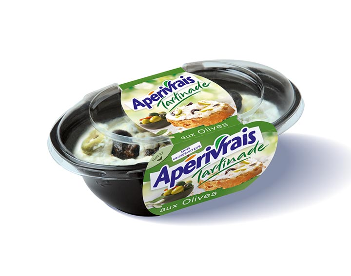 Tartinade aux olives