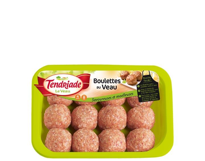 Boulettes au Veau