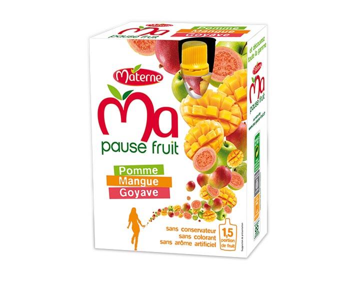 Pomme Mangue Goyave
