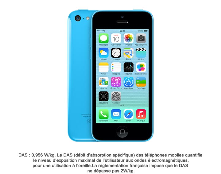 iPhone 5c 8Go ou 16Go