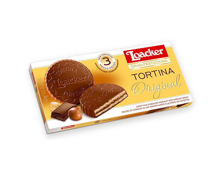 Loacker Tortina Original 63g