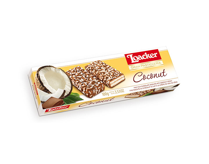 Loacker Coconut 100g