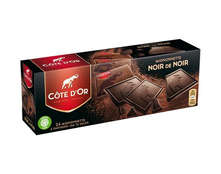 Côte d'Or Mignonnette Noir de Noir 240g