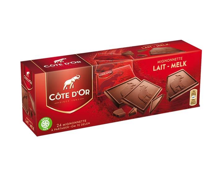 Côte d'Or Mignonnette Lait 240g