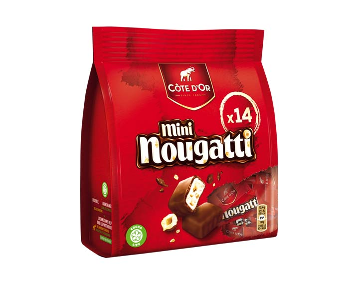 Côte d'Or Mini Nougatti 180g